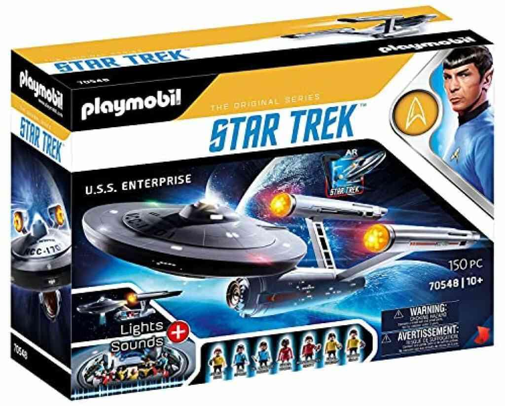 Playmobil 70548 Star Trek U.S.S. Enterprise NCC-1701 1